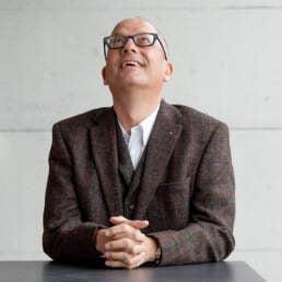 Michael Ammann, Geschäftsführer GGZ Gartenbau AG