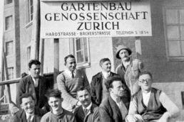 GGZ im Gründungsjahr 1929