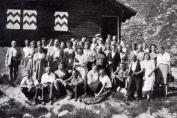GGZ Mitarbeiterausflug 1950