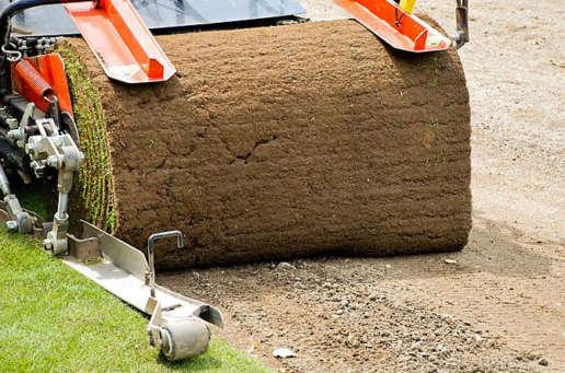Rollrasen für Ihren Garten