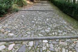 Natursteinwege auf den Spuren hochkarätigerHandwerkskunst