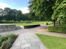 Parkanlage Oslo